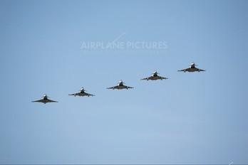 - - Royal Air Force Eurofighter Typhoon FGR.4