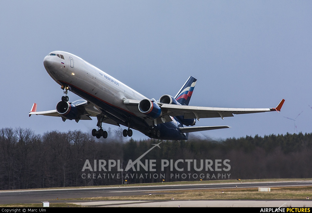 Aeroflot Cargo VP-BDQ aircraft at Frankfurt - Hahn