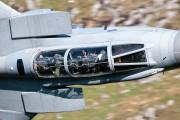 ZA550 - Royal Air Force Panavia Tornado GR.4 / 4A aircraft