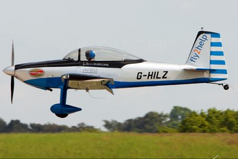 G-HILZ - Private Vans RV-8