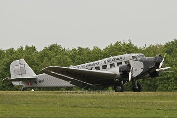 HB-HOT - Ju-Air Junkers Ju-52