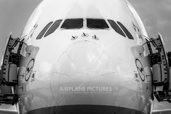 D-AIMA - Lufthansa Airbus A380