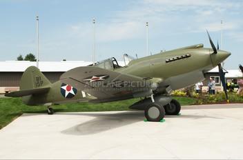 NX295RL - Private Curtiss P-40 Kittyhawk IV