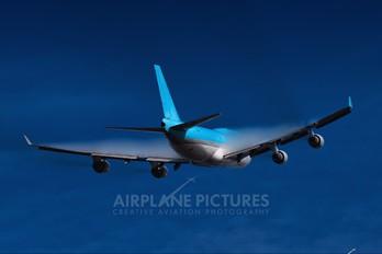 N779BA - Evergreen International Boeing 747-400BCF, SF, BDSF