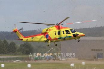 SE-JUX - Norrlandsflyg Sikorsky S-76