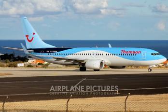 G-TAWM - Thomson/Thomsonfly Boeing 737-800