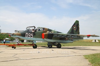 095 - Bulgaria - Air Force Sukhoi Su-25UBK