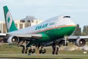 B-16412 - Eva Air Boeing 747-400 aircraft