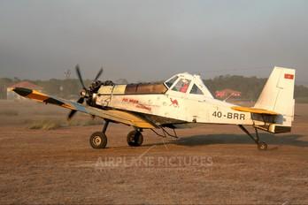 4O-BRR - Vatrogasci Airport Tivat PZL M-18 Dromader
