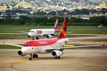 PR-ONG - Avianca Brasil Airbus A318
