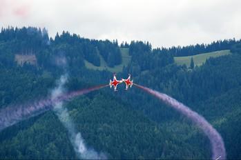 - - Turkey - Air Force : Turkish Stars Canadair NF-5B