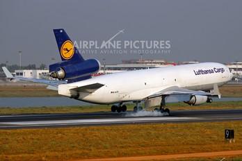 D-ALCS - Lufthansa Cargo McDonnell Douglas MD-11F