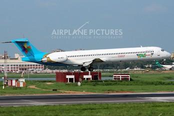 S2-AEJ - United Airways Bangladesh McDonnell Douglas MD-83