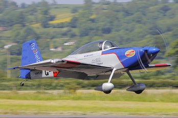 G-RVMZ - Private Vans RV-8