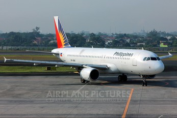 RP-C8611 - Philippines Airlines Airbus A320