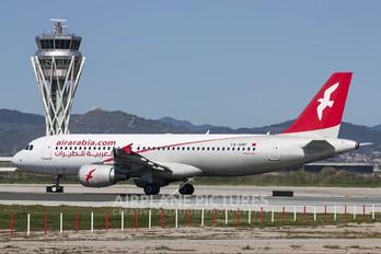 CN-NMF - Air Arabia Airbus A320