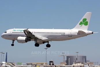 EI-FCC - Aer Lingus Airbus A320