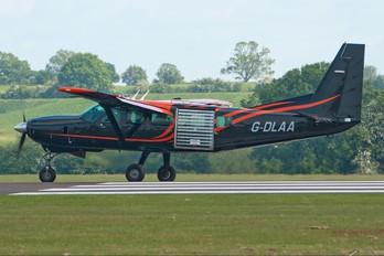 G-DLAA - Private Cessna 208 Caravan