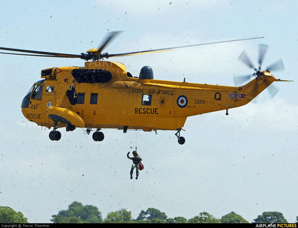 Royal Air Force ZA105 aircraft at Cosford
