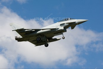 ZK345 - Royal Air Force Eurofighter Typhoon FGR.4