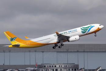 RP-C3341 - Cebu Pacific Air Airbus A330-300