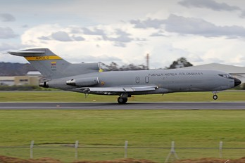 FAC1203 - Colombia - Air Force Boeing 727-100