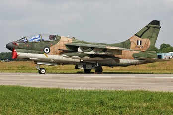156753 - Greece - Hellenic Air Force LTV TA-7C Corsair II