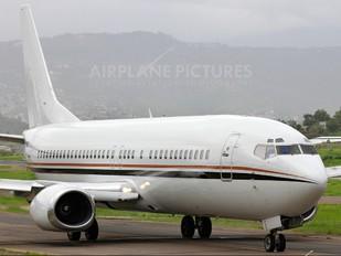 N129AC - Private Boeing 737-400