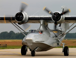 PH-FBY - The Catalina Foundation Consolidated PBY-5A Catalina