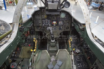 AR-107 - Denmark - Air Force SAAB RF 35 Draken