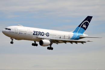 F-BUAD - Noverspace - Zero G Airbus A300