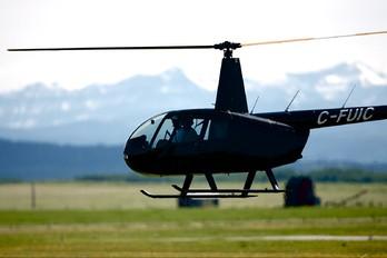 C-FUIC - Private Robinson R44 Astro / Raven