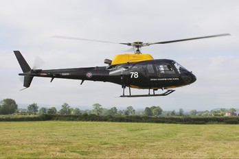 ZJ278 - Royal Air Force Aerospatiale AS350 Squirrel HT.1 & 2