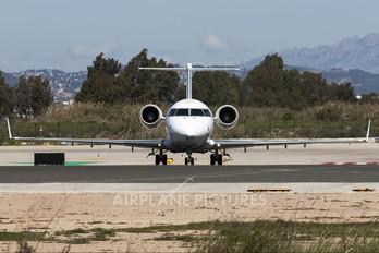 EC-JEN - Air Nostrum - Iberia Regional Canadair CL-600 CRJ-200