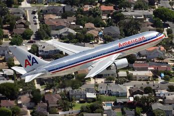 N329AA - American Airlines Boeing 767-200ER