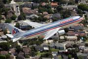 N329AA - American Airlines Boeing 767-200ER aircraft