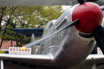 205 - Korea (South) - Air Force North American F-51D Mustang