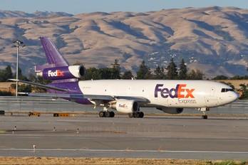 N372FE - FedEx Federal Express McDonnell Douglas DC-10F