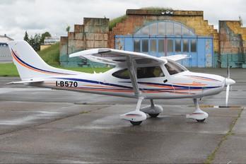 I-B570 - Private TL-Ultralight TL-3000 Sirius