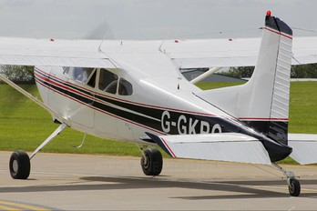 G-GKRC - Private Cessna 180 Skywagon (all models)