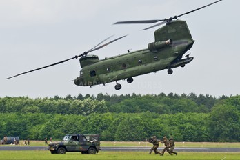 D-666 - Netherlands - Air Force Boeing CH-47D Chinook