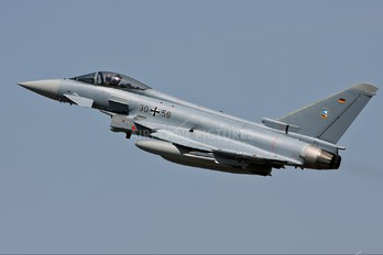 30+58 - Germany - Air Force Eurofighter Typhoon S