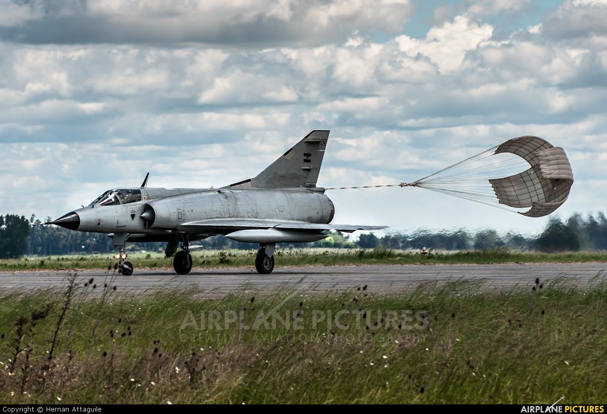 Argentina - Air Force I-011 aircraft at Tandil