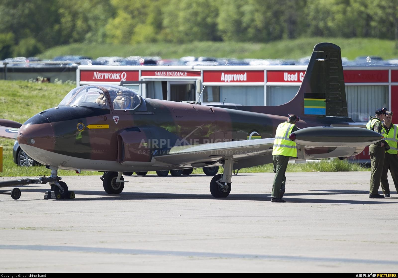 Private G-PROV aircraft at Bruntingthorpe