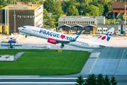 OK-TVX - Travel Service Boeing 737-800 aircraft