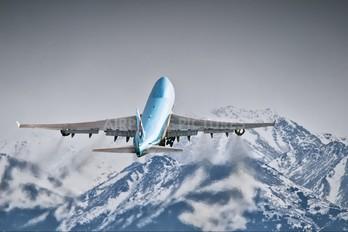 HL7438 - Korean Air Cargo Boeing 747-400F, ERF
