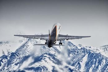 N341UP - UPS - United Parcel Service Boeing 767-300F