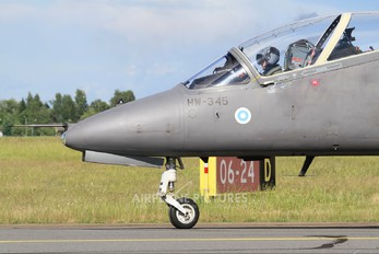 HW-345 - Finland - Air Force: Midnight Hawks British Aerospace Hawk 51