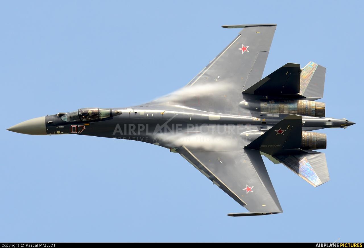 Russia - Air Force 07 aircraft at Paris - Le Bourget