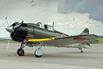 N50RT - Private North American Harvard/Texan mod Zero
